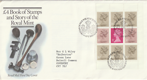 14 Septembre 1983 Royal Comme Neuf Vitre Royal Mail First Day Cover Bureau Shs-afficher Le Titre D'origine