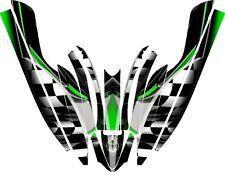 KAWASAKI 800 SXR jet ski STAND UP wrap graphics pwc up jetski decal kit 2