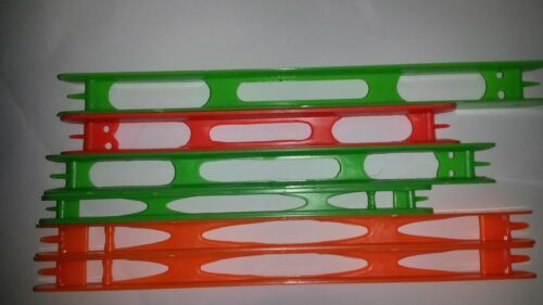20 x pole /& match winders 10 of each 20 in total float winders rig holder