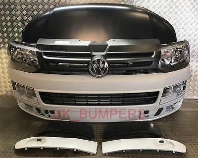 VW T5 T5.1 FACELIFT FRONT END CONVERSION KIT CARAVELLE TRANSPORTER