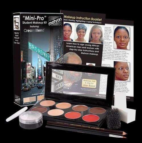 Mehron Mini-Pro Student Makeup Kit