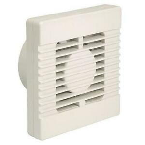 Manrose Intervent 4 Extractor Fan For