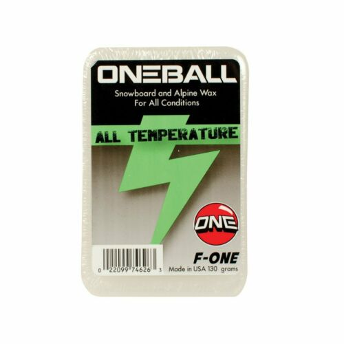 OneBall F1 Hot Wax All Temp White 165g