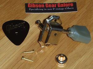 Epiphone Les Paul Tuner Gold Deluxe Peg Guitar Parts Tuning Machine Keystone Un-afficher Le Titre D'origine 2d1j0svj-07165610-862345918