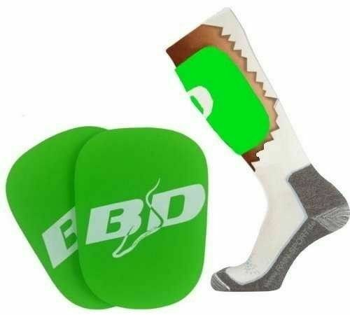 Bootdoc Shin Predector Gel Pad Ski Boot Snowboard shoes  Ski Boots Ski Boot J  very popular