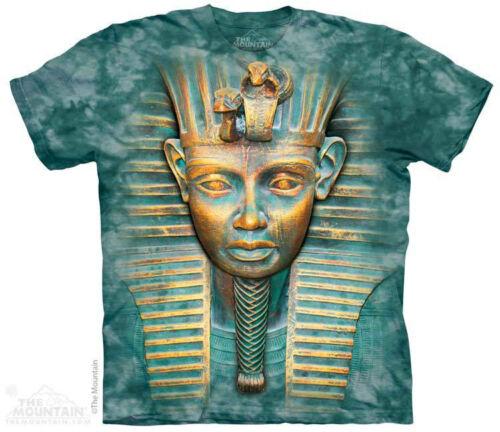 NEW BIG FACE TUT Tutankhamun Ancient Egyptian Pharaoh The Mountain T Shirt Adult