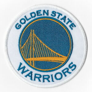 NBA Golden State Warriors Embroidered Iron On Sew On Patches