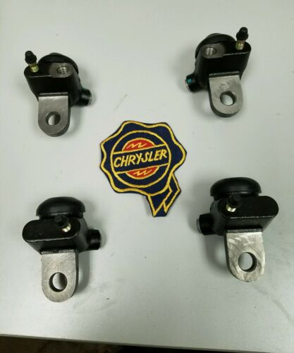 1955 1956 NEW DODGE PLYMOUTH FRONT WHEEL CYLINDERS PACKAGE MOPAR PLAZA SAVOY