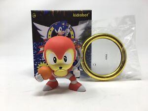 Coconuts Sonic the HedgeHog SEGA Genesis Vinyl Figure Made by Kidrobot
