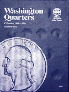 Whitman-Washington-Quarter-Coin-Folder-Book-2-1948-1964-9031