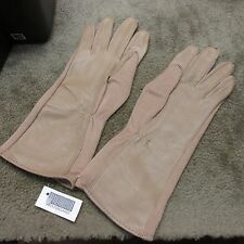 NEW US MILITARY NOMEX FLIGHT GLOVES DESERT TAN SIZE 6 SMALL SHOOTING TACTICAL