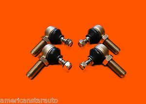 4 American Star 4130 Chromoly Ball Joints For Polaris Sportsman 1000 XP 15-up
