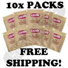 10-PACK LALVIN EC-1118 Champagne Yeast for Home Wine Making Distilling Moonshine