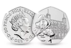 2019-UK-Paddington-at-the-Tower-of-London-50p-Coin-uncirculated-from-sealed-bag