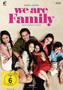 We-Are-Family-von-Sidharth-Malhotra-DVD-Zustand-gut