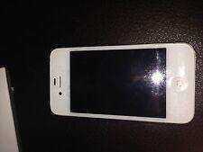 Apple iPhone 4S Device 16GB White FACTORY UNLOCKED