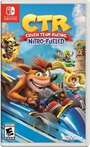 Activision Crash Team Racing Nitro-Fueled, Switch Activision Crash Team Racing N