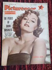 PICTUREGOER - UK MOVIE MAGAZINE - 14 JULY 1956 - DAVID KNIGHT- DIANA DORS