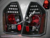 05 06 07 Chrysler 300-c 300c Srt-8 Led Tail Lights Lamp