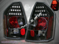 05 06 07 Chrysler 300-c 300c Srt-8 Led Tail Lights Lamp