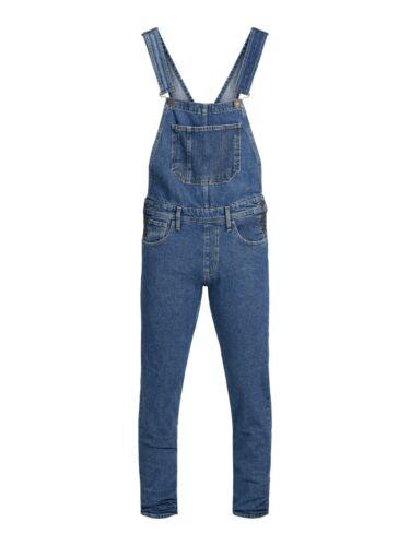Jack /& Jones Homme Denim Dungarees vêtement de travail Fashion Jeans Taille Taille 30-36