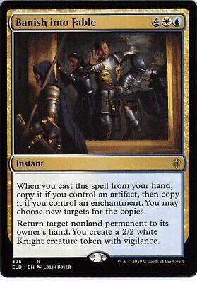 Throne of Eldraine Brawl Decks Wintermoor Commander Uncommon Mint MTG Card