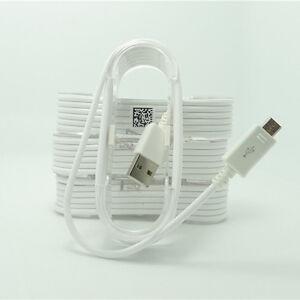 Cable-de-datos-del-cargador-USB-Samsung-OEM-de-5Ft-para-Samsung-Note-4-5-amp-dG