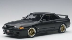 Nissan-Skyline-GT-R-r32-V-Spec-II-tuned-version-Matt-Black