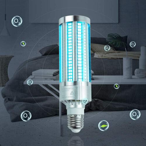LED UV Germicidal Lights 60W Disinfection Lamp UVC Ozone Ultraviolet Sterilizer