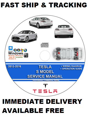 Tesla Model S 2012-2016 Service Manual AND Wiring Diagram BONUS Theory on in a honda, in a scion, in a range rover, in a ram, in a hummer, in a ferrari, in a jeep, in a toyota, in a ford, in a bmw, in a rush, in a bush, in a volt, in a heart, in a gmc, in a rainbow,