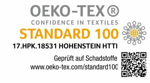 2er Pack Kissenbezug Kissenhülle 40x80 cm schwarz Uni Jersey Baumwolle Set