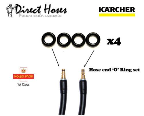 Karcher goma de repuesto /'o/' ring Para Mangueras QFit Serie K
