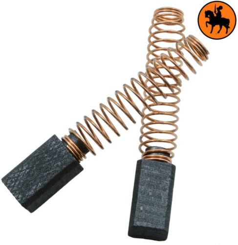 6,3x6,3x11mm Balais de Charbon pour Black /& Decker KR650RE