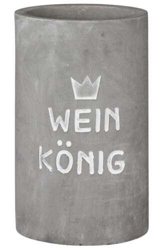 """Räder Design Vino Beton Weinkühler /""""Weinkönig/"""""""
