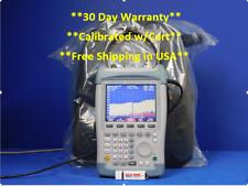 Rohde Amp Schwarz Fsh18 Handheld Spectrum Analyzer 10 Mhz To 18 Ghz With New Bag