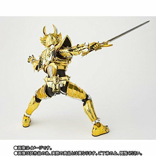 S.H.Figuarts Shinkocchou Seihou GARO Saejima Kouga Action Figure w// Tracking