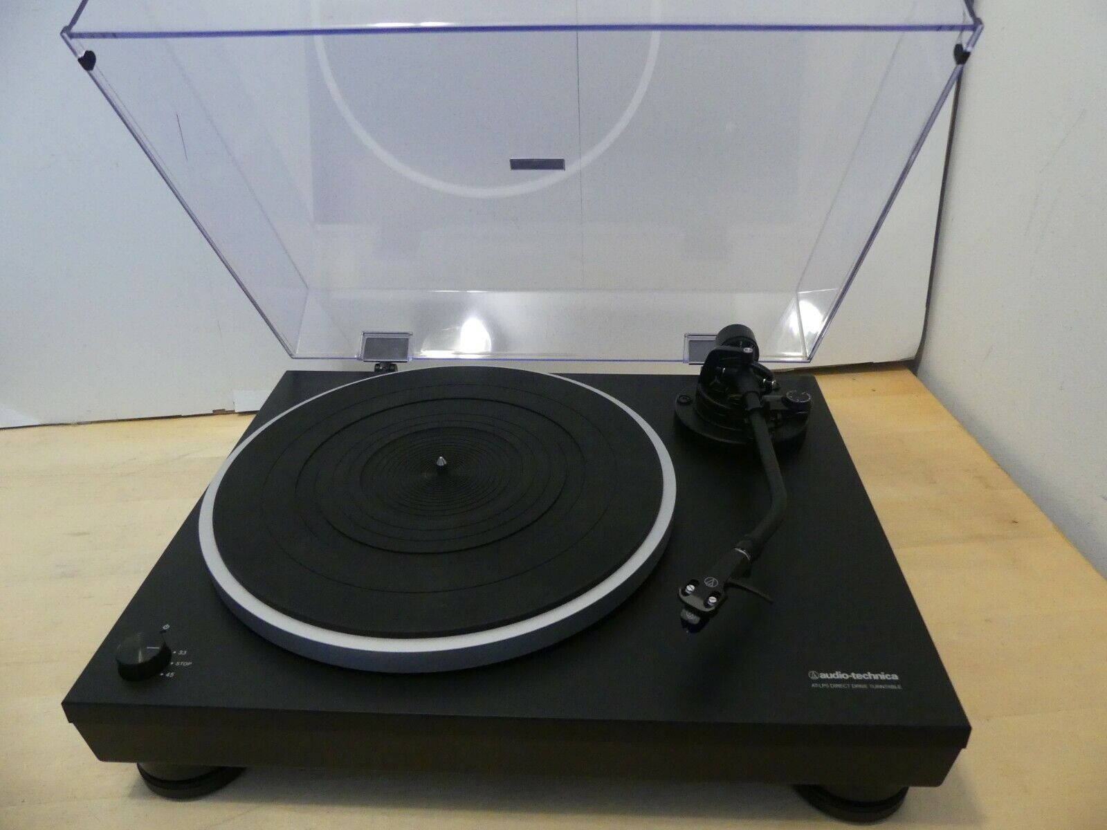 Audio-Technica AT-Lp5 Direct Drive Turntable. Buy it now for 389.00