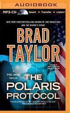 A Pike Logan Thriller: The Polaris Protocol 5 by Brad Taylor (2015, MP3 CD,...