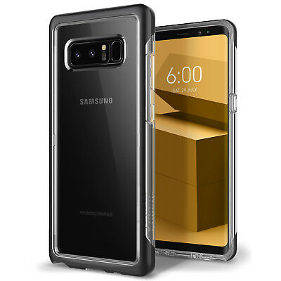 Samsung Galaxy Note 8 Caseology® [SKYFALL] Shockproof Slim Clear Hard Case Cover