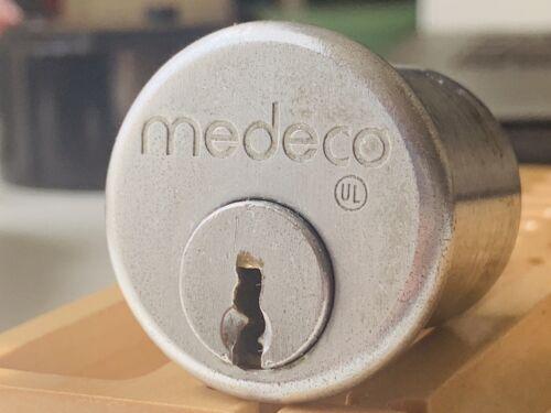 Medeco Classic UL Rated High Security Lock Rim Mortise Locksport Belt  No Key