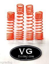 Traxxas E-Stampede E-Slash Orange Heavy Duty Progressive Springs  2x4,  4x4