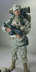 DRAGON-MODELS-1-6-U-S-MARINE-EXPEDITIONARY-UNIT-LONG-RANGE-PATROL-034-JOHN-034-SV