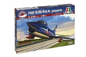 ITALERI-2740-1-48-FIAT-G-91-P-A-N-Preserie
