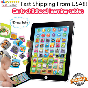 Baby-Tablet-Educational-Toys-Girl-Boys-1-6-Year-Old-Toddler-Learning-English-US