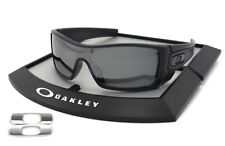 a362d93303c item 8 New Oakley BATWOLF Polarized Sunglasses Matte Black Ink B Iridium  9101-35 Shield -New Oakley BATWOLF Polarized Sunglasses Matte Black Ink B  Iridium ...