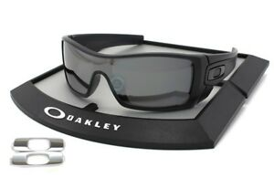408fec17716 Image is loading New-Oakley-BATWOLF-Polarized-Sunglasses-Matte-Black-Ink-