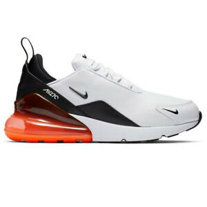 New in Box! Nike Air Max 270 Premium Leather BQ6171-100 Men/'s Sizes US 8 ~ 13