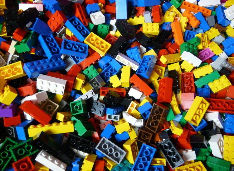 1600g LEGO Mega Basic Steine.Super  nur Basicsteine bunt gemischt.Top Zustand .