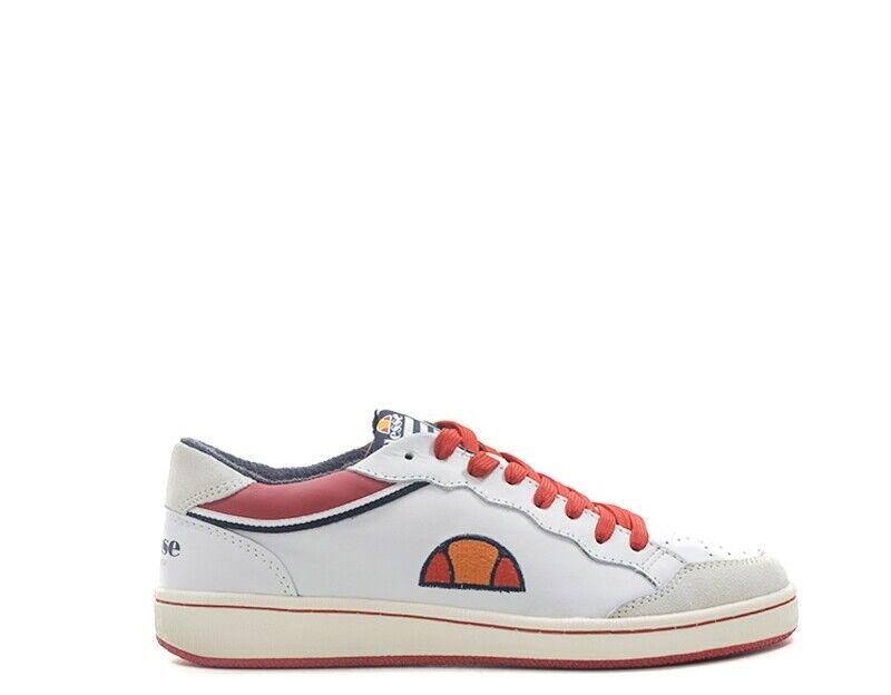 Zapatos ellesse hombre Bianco naturaleza cuero, pu 8 smaster 04lea-br