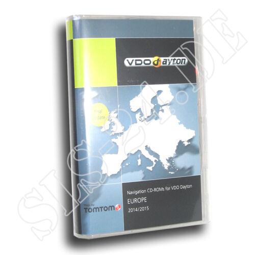 Bmw mk1 mk2 VDO dayton MS 4050 4100 4200 5000 5100 6000 Europa software CDS 2015